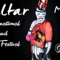 4º Gibraltar face and body painting festival.