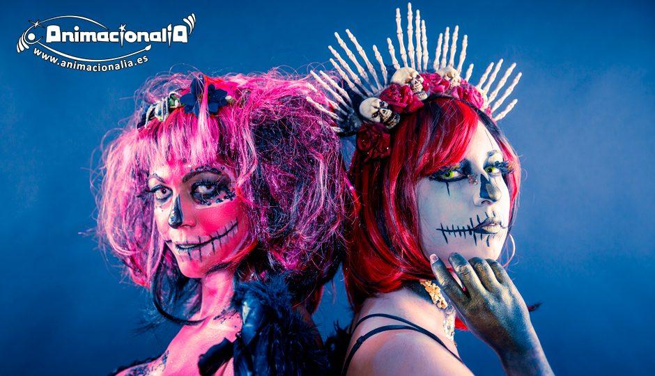 Boddypainting. Halloween . Sesion de fotos. Maquillaje. Pintacaras. Maquillaje Halloween. Malaga.